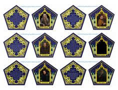 cfc template free birthday ideas pinterest chocolate frog