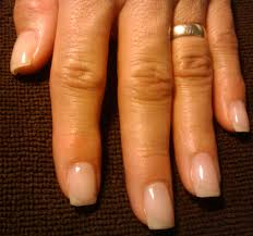 let u0027s make your nails pretty danielle u0027s natural gel overlay