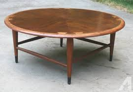 mid century round coffee table lane coffee table classifieds buy sell lane coffee table across