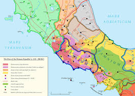 Ancient Italy Map Stock Photos by What Percentage Of Current Italian Dna Is Roman Historum