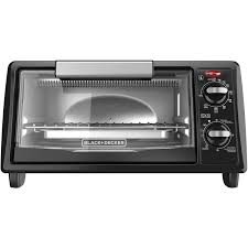 Route Toaster Black Decker 4 Slice Toaster Oven Even Toast To1342b Walmart Com