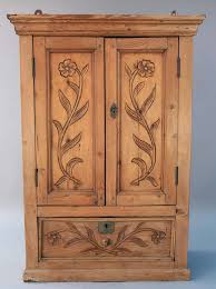 1800 u0027s mexican wall cabinet for sale at 1stdibs