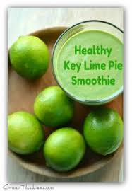 healthy key lime pie smoothie green smoothie green thickie