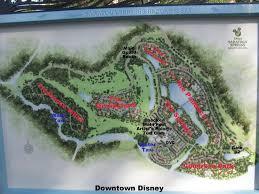 Disney Springs Map Pop Century Vs Saratoga Springs The Dis Disney Discussion