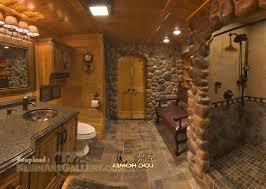 rustic cabin bathroom ideas log cabin bathroom ideas design 2 vanities bathrooms master home