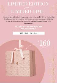 glossybox mother u0027s day 2017 box spoiler 10 coupon my