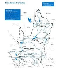 Colorado River Basin Map by The Next Steps Of The Colorado River Basin Study Water Education