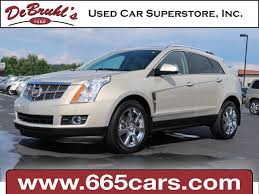 cadillac srx dealers 2011 cadillac srx performance collection for sale in asheville