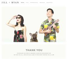 the best wedding websites squarespace after the wedding edit best wedding