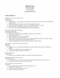 Free Resume Examples For Jobs by Resume Template 81 Awesome Templates For Word Unique Free