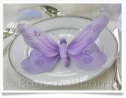 Purple Butterfly Decorations Decorating Ideas Decorate Nursery Room Baby Shower Wedding