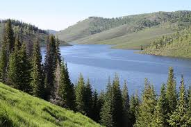 Utah lakes images Electric lake fishing utah lakes and reservoirs utah fishing info jpg