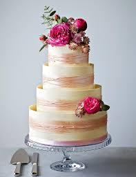 shimmering hoop chocolate wedding cake white u0026 pink m u0026s
