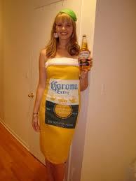 Beer Halloween Costumes Beers Corona Foster Guiness St Paulie
