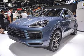 porsche jeep 2018 porsche cayenne available to pre order in india report