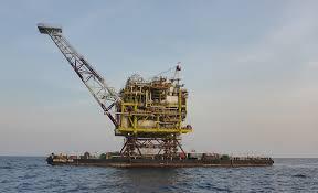 mcdermott completes installation of platform topside of kepodang