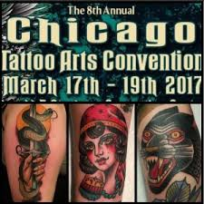 revolution tattoo will be at the 2017 chicago tattoo convention