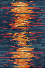 area rugs awesome orange and blue area rug bright orange outdoor