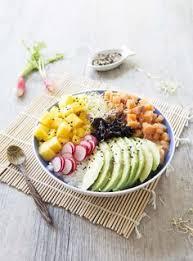 que faire avec un de cuisine il existe une multitude de variantes à faire avec le poke bowl que