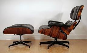 Herman Miller Lounge Chair And Ottoman by The Iconic Eames Lounge Chair Is That One Real Or Fake Worthpoint