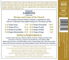 gibbons hymns songs of the church