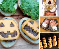 savory and sweet halloween recipes