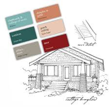 watery color exterior color schemes arts u0026 crafts homes and the revival