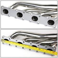 nissan titan catalytic converter 15 nissan titan armada qx56 5 6l v8 racing header exhaust