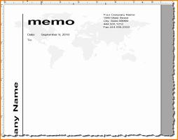 12 memo template memo templates