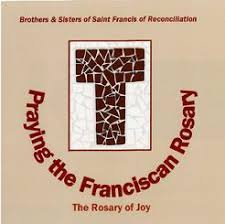 franciscan crown rosary franciscan canticle