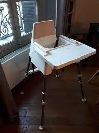 chaise haute beaba achetez chaise haute béaba occasion annonce vente à lyon 69