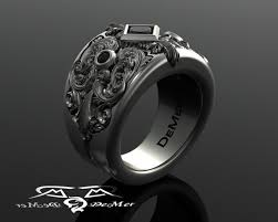 steunk engagement ring steunk wedding rings for and
