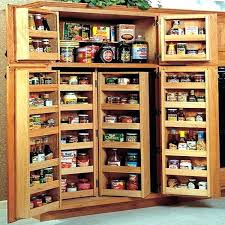 Storage Cabinet For Kitchen Kitchen Storage Pantries Kitchen Cabinets Without A Pantry Small