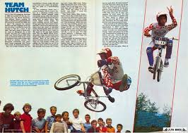 bicycle motocross action magazine old hutch bmx articles 1984 85
