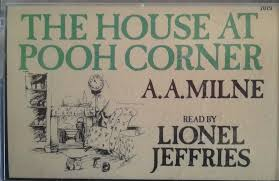 the house at pooh corner audiobook a a milne lionel jeffries