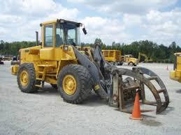 volvo l90d wheel loader