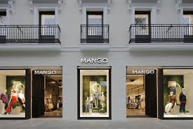 articles with clothing store window press releases mango