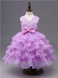 tripleclicks com summer formal kids dress for girls princess