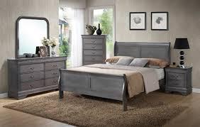 sleigh bedroom set queen picturesque unique rustic grey sleigh bedroom set king 7pc 699 queen