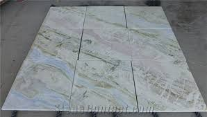 blue jade marble floor tile low price marble tile from china