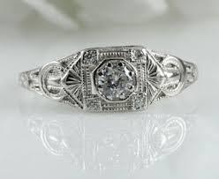 estate engagement rings estate engagement ring