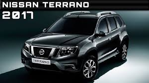 car nissan 2017 2017 nissan terrano review rendered price specs release date youtube