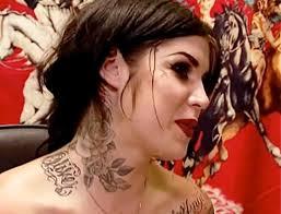 kate von d tattoos info