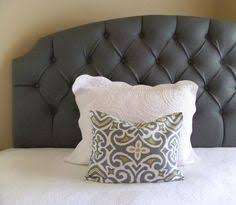 Custom Made Fabric Headboards by King Headboard Tufted Upholstered Faux Leather Rustic Western