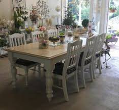 cottage dining table set tribecca home mackenzie 7 piece country black dining table set by