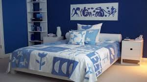 Best Blue And White Bedroom Designs Contemporary Home Decorating - Blue and white bedrooms ideas