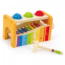 buy the hape pound and tap bench from hello baby