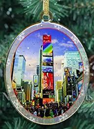 new york city ornament rockefeller center