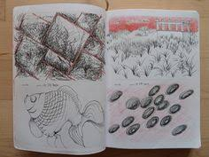 one sketch every day by kathleen hancock via behance a sketch a