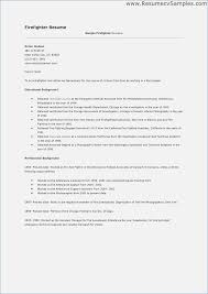 firefighter resume templates firefighter resume objective globish me